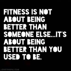 You and fitness