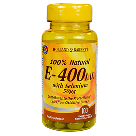 Vitamin E and Selenium